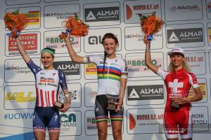 Armitstead e podio Trofeo Alfredo Binda 2016