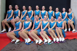 Frost Fairies mixed age Icesport Emotion