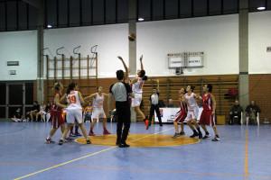 Gavirate basket femminile - Milano