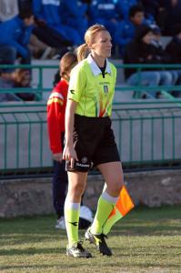 Lucia Abruzzese- arbitro