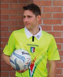 Alessandro Meleleo arbitro