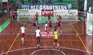 Novara - Cus Insubria b2 maschile volley 2015-16
