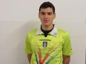 Riccardo Annaloro arbitro