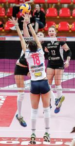 UYBA- Novara B1 femminile 15-16