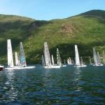03-Partenza campionato svizzero catamarano
