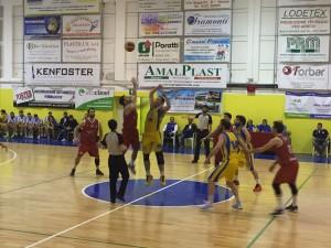 Gazzada 7 laghi - Milano 3 playoff c1 2015-16