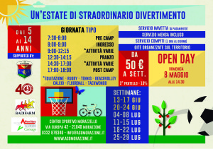 morazzello summer camp 2