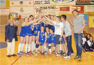 Orago under 14 campioni regionali 2016