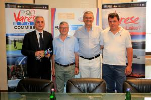 presentazione trofeo nazioni under 23 2016 - Foto F OSSOLA