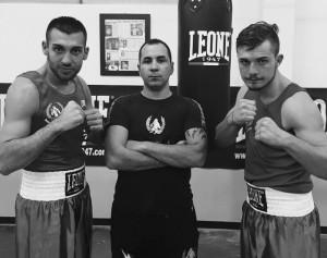 boxe team camacho simeone Xhani 2