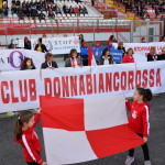 donne in campo