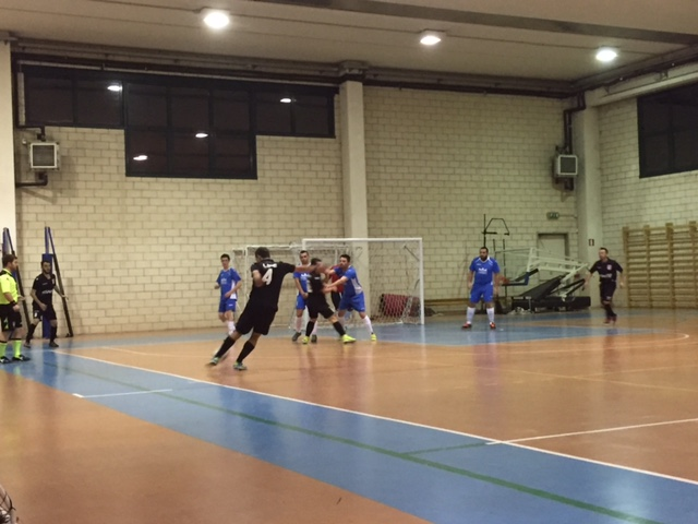 Calcio a 5, serie C2 – Futsal Varese ko di misura con La Forteza