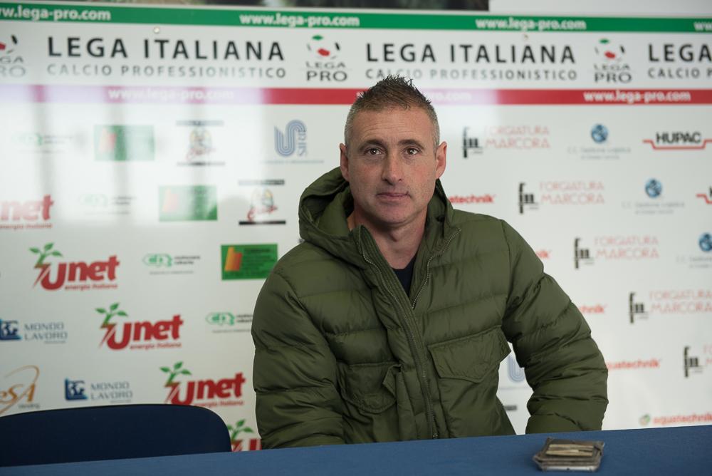 """Arriva la Virtus Bergamo, Bonazzi: """"Vogliamo vedere chi è più forte"""""""