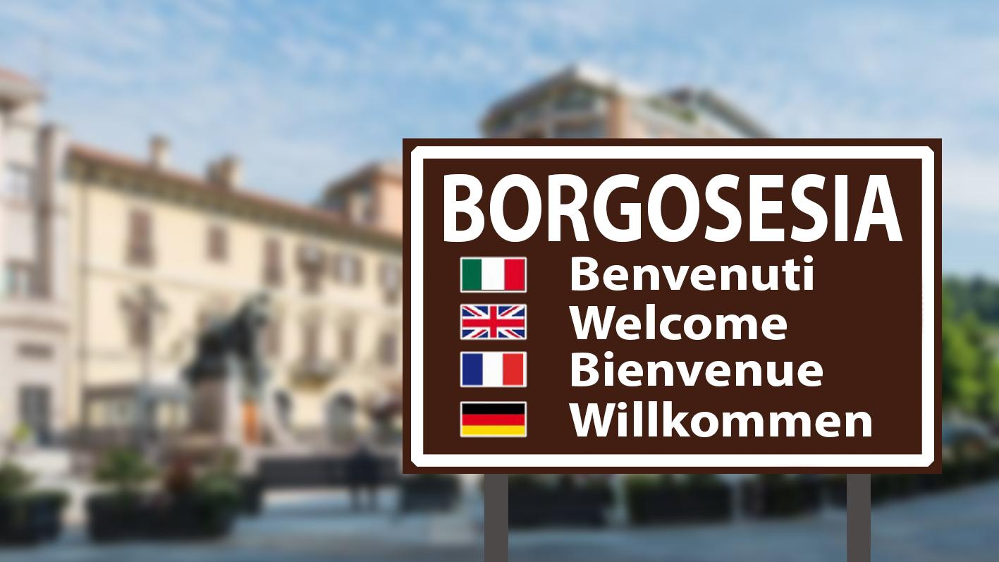 A Borgosesia sono state tessute le camicie rosse di Garibaldi