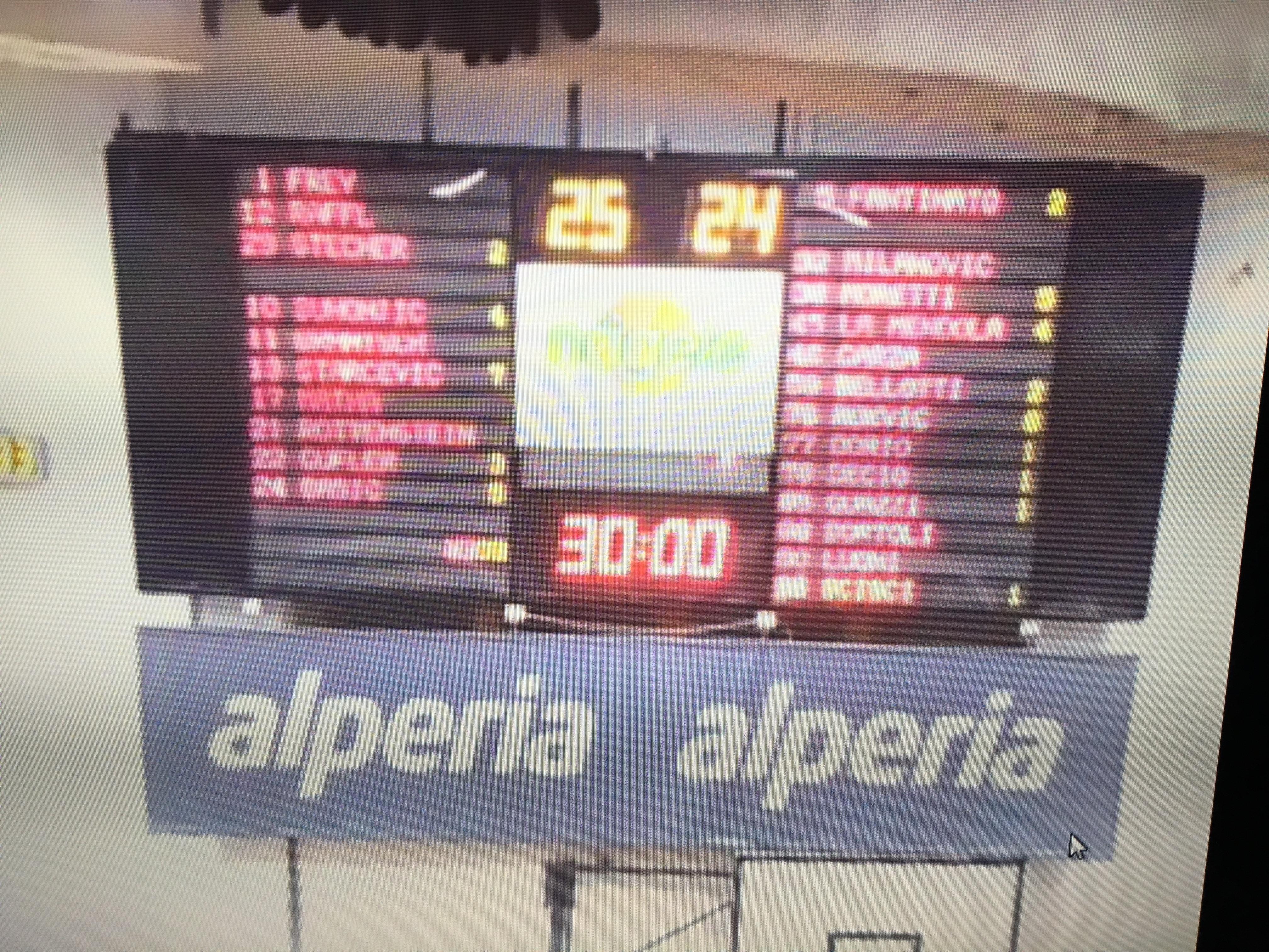 A1M – Ultimo secondo fatale. Cassano HC sconfitto di misura a Merano.