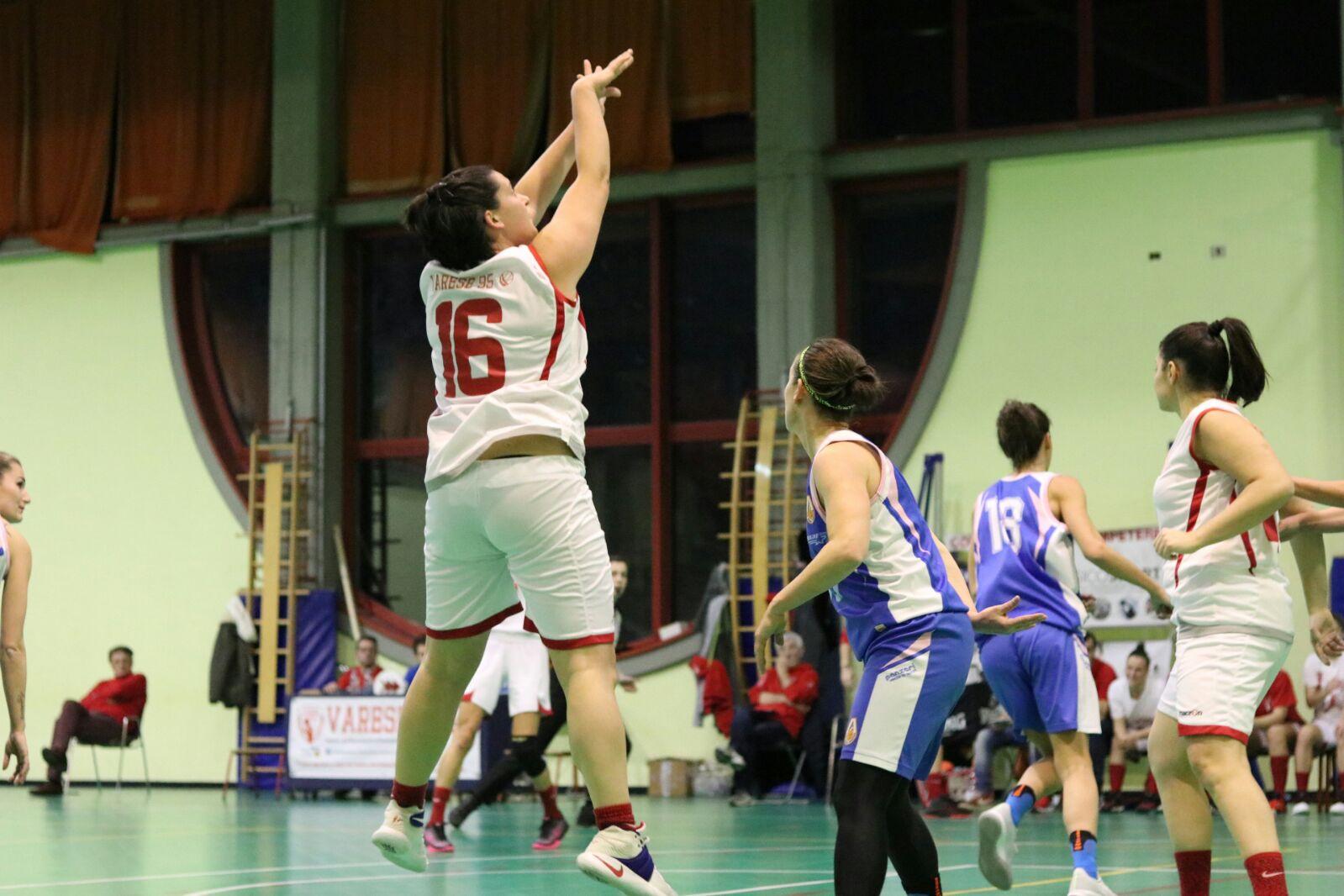B femminile – Varese supera Valmadrera