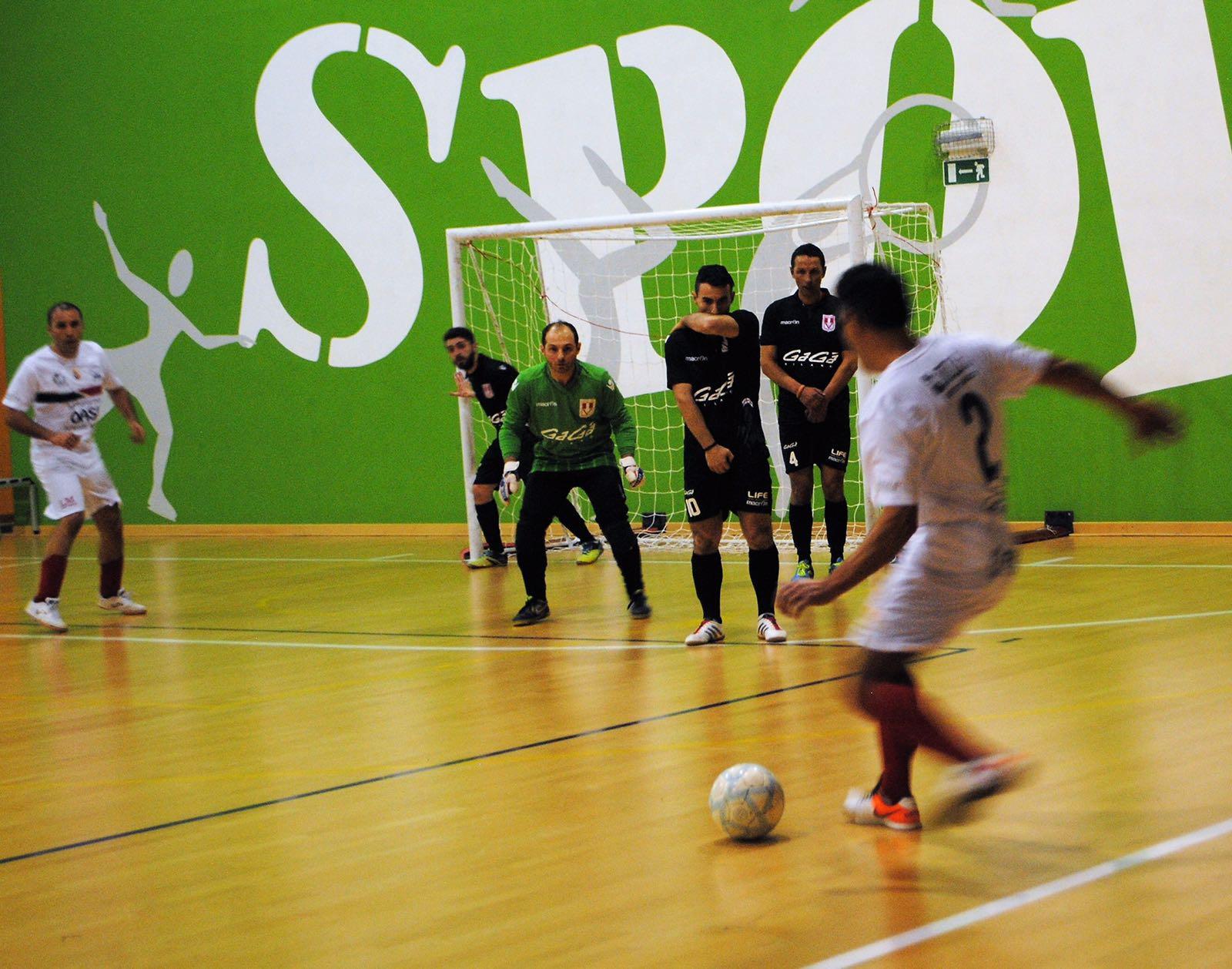 Calcio a 5 – La capolista ElleEsse passa contro il Futsal Varese