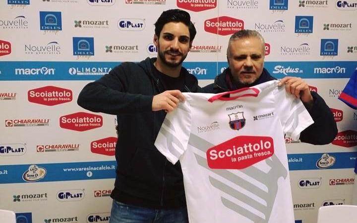 Calciomercato – Ufficiale, un attaccante di Serie B alla Varesina