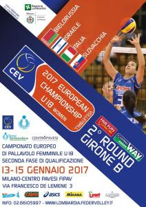 locandina Qualificazioni Europei Under 18 2017