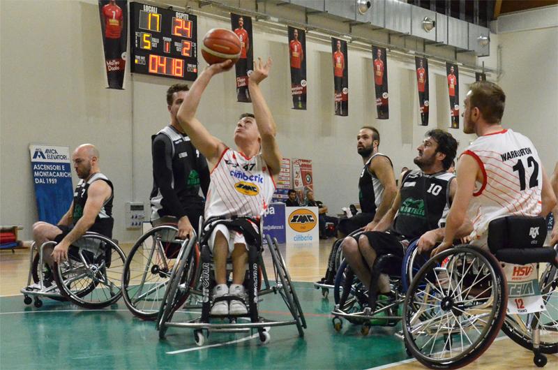 Basket in carrozzina – Varese domani ospita Giulianova