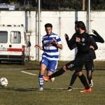 08-01-2017 Busto Arsizio (VA)Campionato Dilettanti 2016/17 Gir BPRO PATRIA – VIRTUS BERGAMO Nella foto: PIRAS
