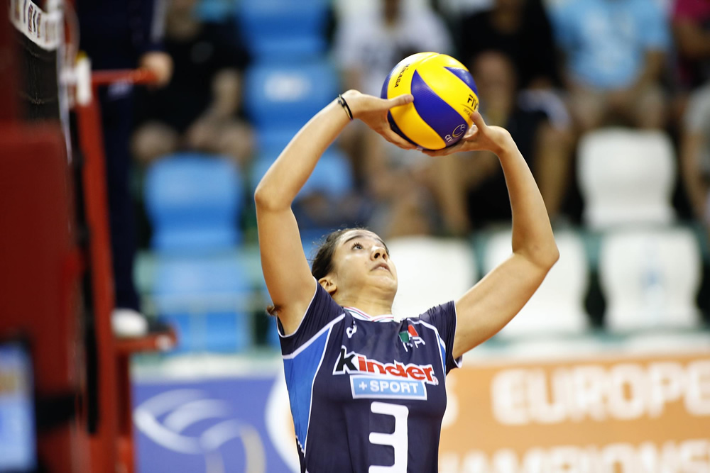 Qualificazioni Europei Under 18 femminili, il volley che conta è a Milano