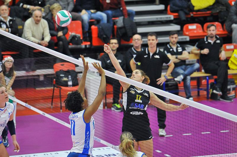 La SAB Grima Legnano chiude il girone d'andata in Calabria