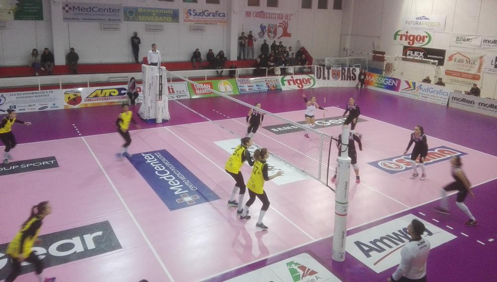 La SAB Grima Legnano batte Soverato anche in Coppa Italia