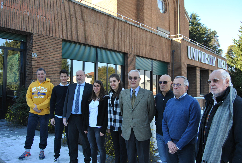 Quattro studenti dell'Università dell'Insubria alle Universiadi Invernali