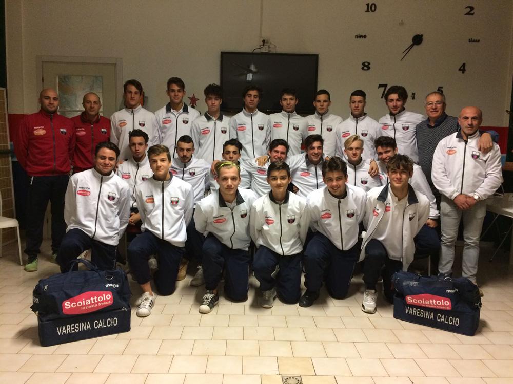 "Allievi 2000 Varesina, Atzeni: ""Obiettivo playoff"""