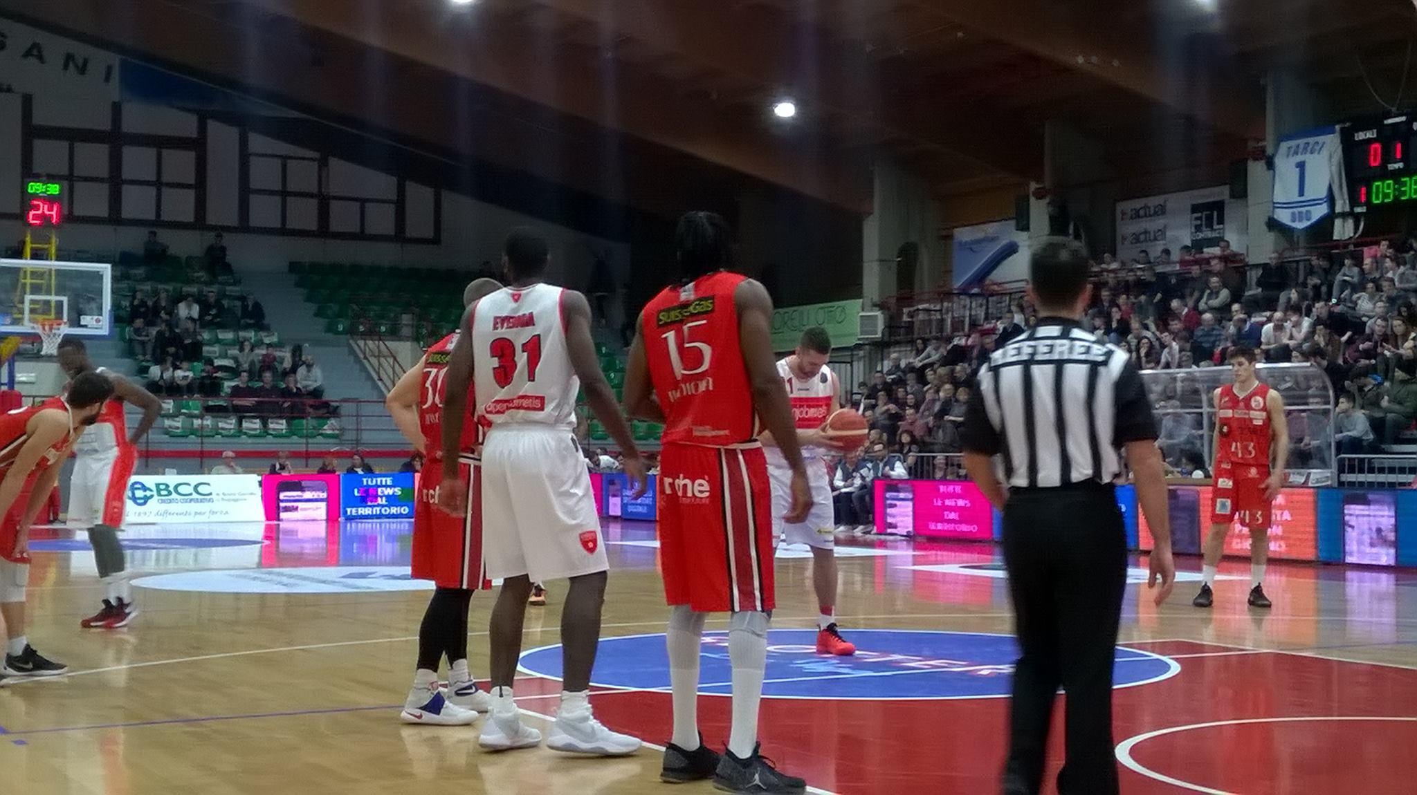 BCC Cup – Buoni segnali per Varese: Johnson ispira il +25 sui Legnano Knights