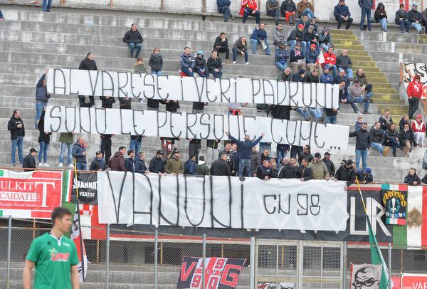 I tifosi del Varese rispondono. Colloquio con la dirigenza dopo la sconfitta