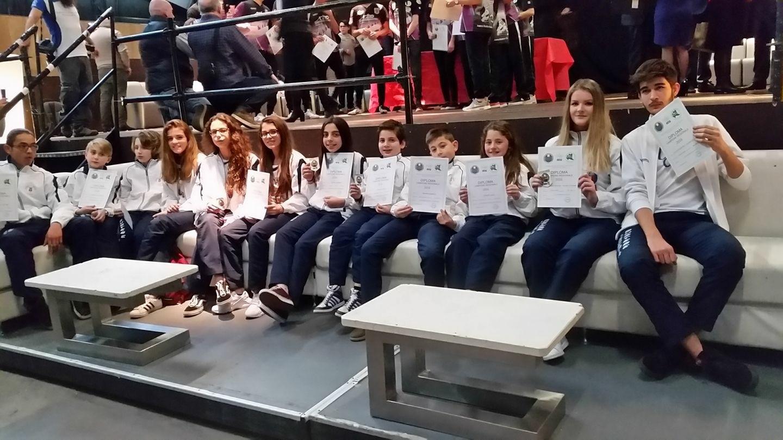 Pattinaggio – Accademia Bustese, premiati i campioni regionali. Al via la nuova stagione