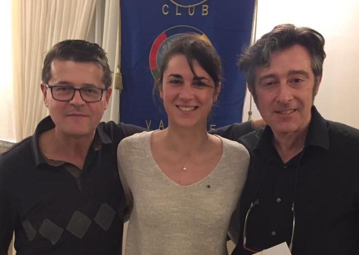 Sara Bertolasi nuova socia del Panathlon Varese
