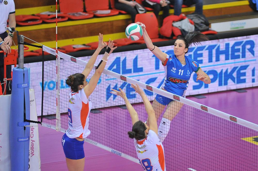 Il Club Italia CRAI resta a secco di punti contro Bolzano