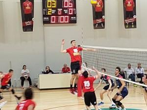 cus insubria-milano b maschile volley