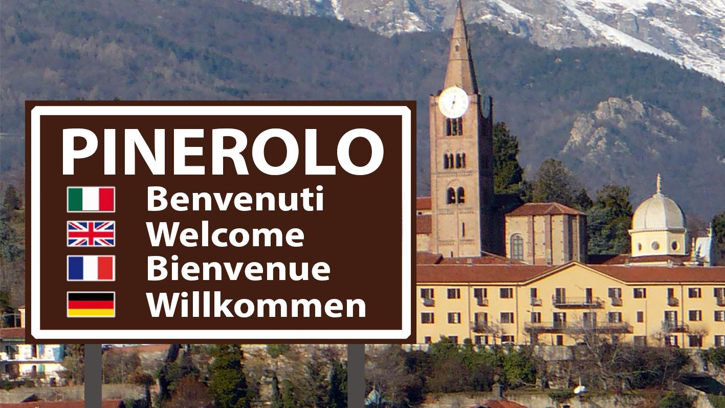 Pinerolo, la più bella città del Piemonte