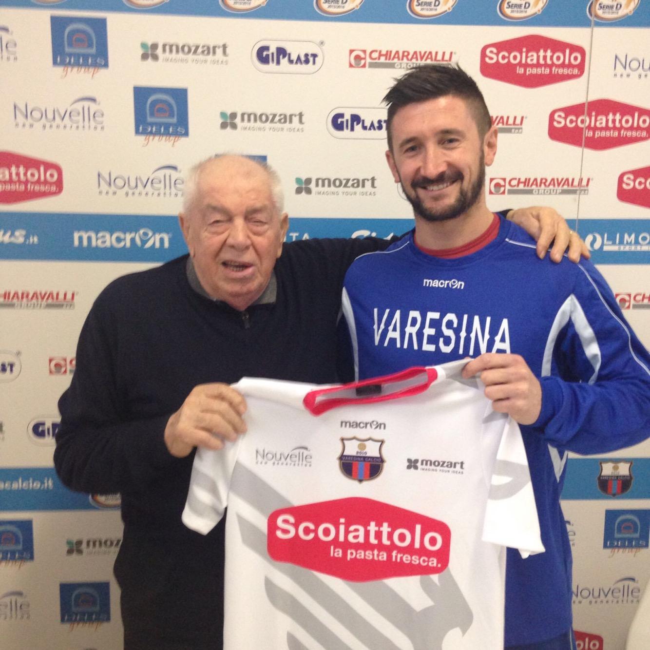 Calciomercato – Varesina incontenibile, ecco un difensore ex Varese