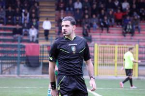 Matteo Centi arbitro