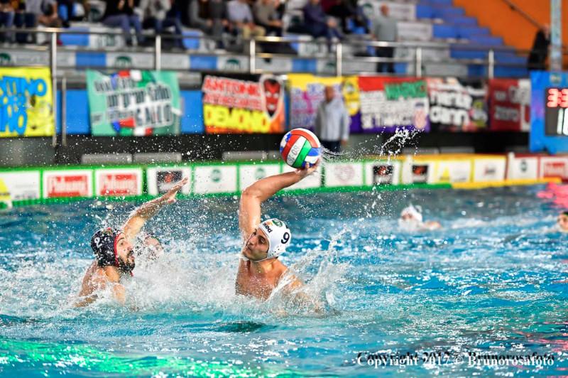 Vittoria convincente della BPM Sport Management contro la Roma Vis Nova