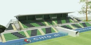 progetto tribuna stadio castellanzese