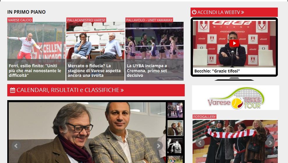 I più letti della settimana – Crisi Pallacanestro e nuovo Varese Calcio