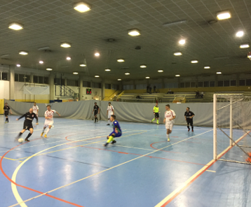 Calcio a 5, serie C2 – Il Futsal Varese vince ancora e stende Real Avm Cam