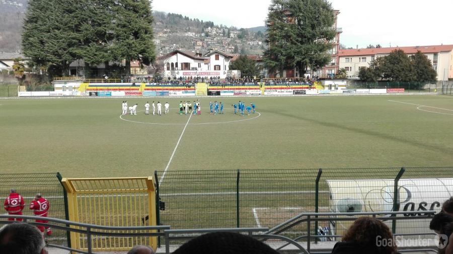Serie D – Verbania-Varesina, partita pazza. Pesante stop per il Legnano