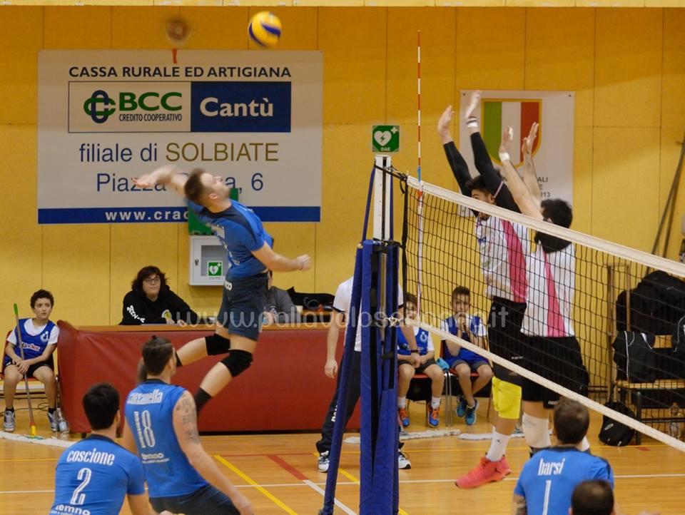 B maschile – Saronno vince il derby, tre punti d'oro per il Cus