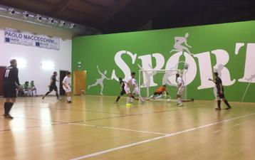 Calcio a 5, serie C2 – Meneghina troppo forte, Futsal Varese ko