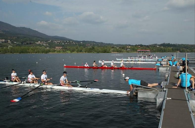 Gavirate capitale mondiale del Para-Rowing