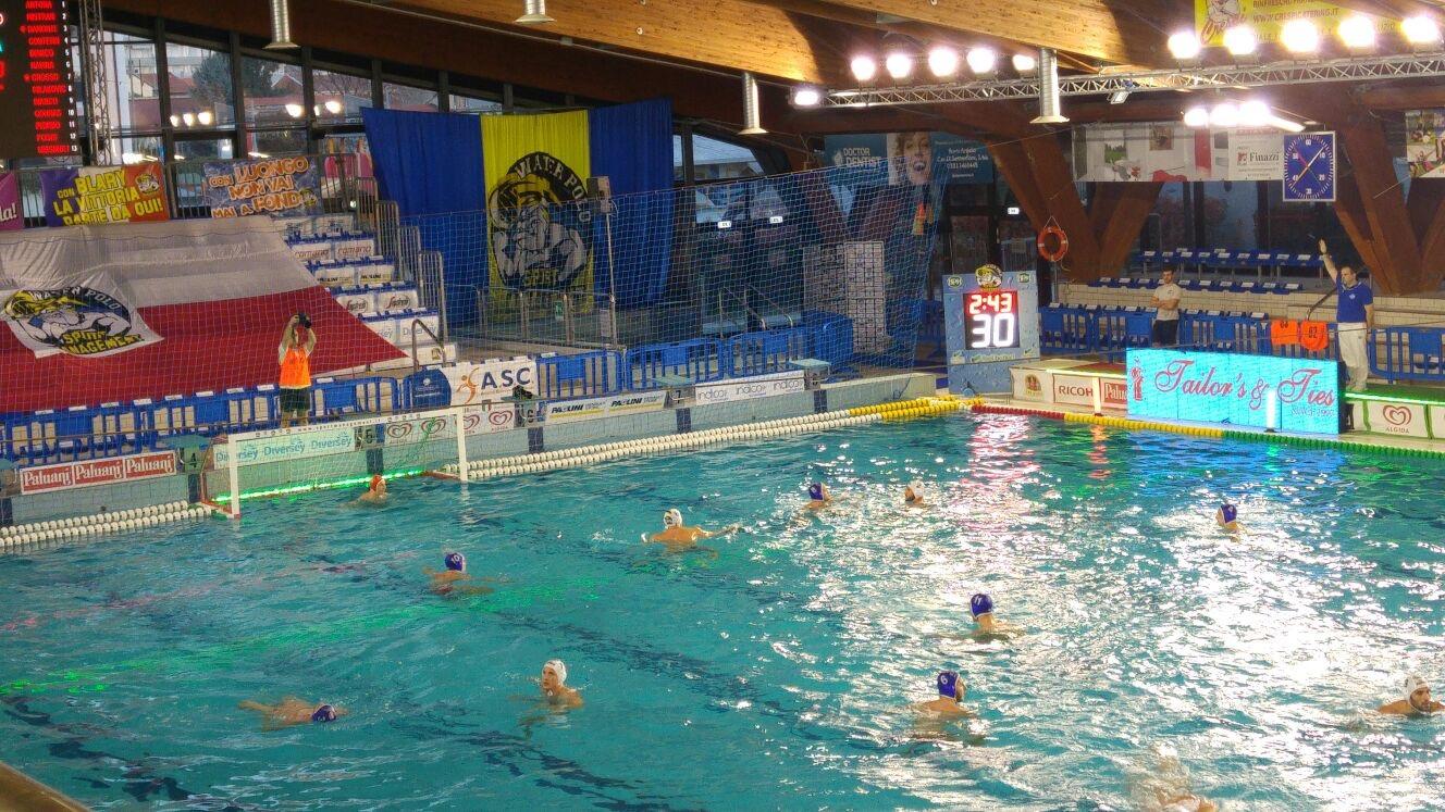 Serie A1 – La BPM Sport Management dilaga contro la Rari Nantes Savona