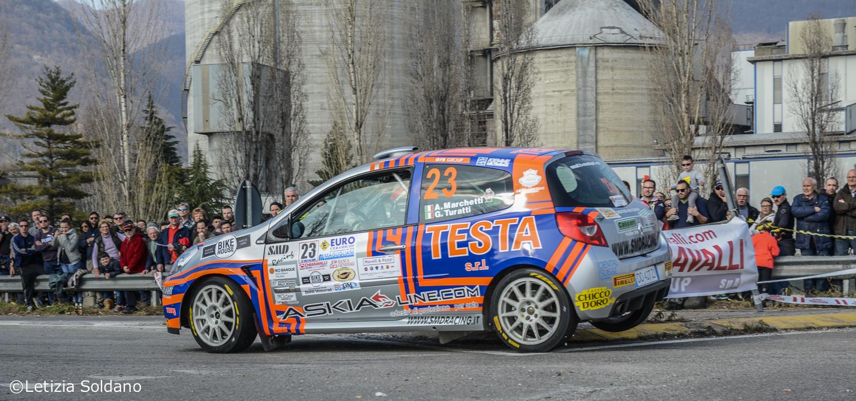 """Rally dei Laghi, Marchetti c'è: """"Lanceremo la nostra sfida"""""""