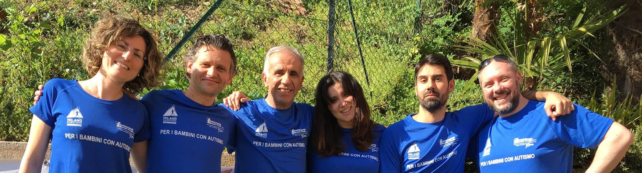Fondazione Renato Piatti onlus alla Milano Marathon
